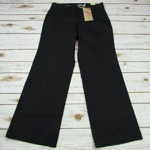 Dockers Metro Trouser Black Size 4P Petite